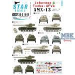 Lebanese Tanks & AFVs #2