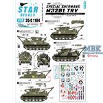 US Special Shermans - M32B1 TRV