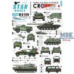 Tanks & AFVs in Bosnia # 4