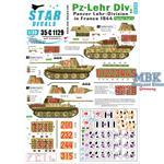 Panzer-Lehr Division # 2