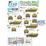 Panzer-Lehr Division # 3