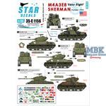 M4A3E8 'Easy Eight' Sherman