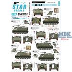 Israeli AFVs # 7.  M113 Zelda
