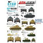 Axis Tank Mix # 2. Romanian tanks.