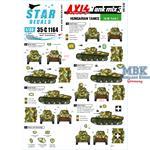 Axis Tank Mix # 3. 38.M Toldi I.