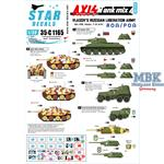 Axis Tank Mix # 4. Vlasov's Army