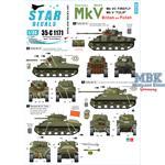 Sherman Mk V.