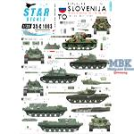 Slovenija #1. TO, 1991 Ten-Day-War