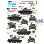 M48A3 Patton.