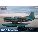 Curtiss SO3C Seamew float version