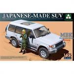 Japanese Made SUV -  Mitsubishi Pajero
