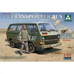 VW T3 Transporter Bus
