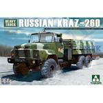 Russian KrAZ-260 Truck