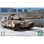 British Main Battle Tank Chieftain Mk.10