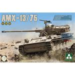 IDF Light Tank AMX-13/75 2 in 1