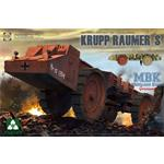 Mine Clearing Vehicle Krupp Räumer S