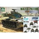 Special: M-47 Patton inkl. Star Decals: NATO North