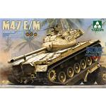 US Medium Tank M-47 Patton 2in1 E oder M Version