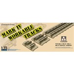 WWI Mark IV workable Tracks (Cement free)