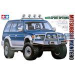 Mitsubishi Montero Sport 1:24