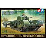 Churchill Mk. VII Crocodile 1/48