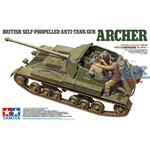 Britischer Jagdpanzer Archer 17pdr.