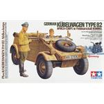 Kübelwagen Type 82 Afrika Korps 1/16