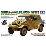 Kübelwagen Type 82   1/16