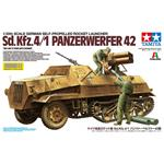 Sd.kfz.4/1 Panzerwerfer 42 German Rocket Launcher