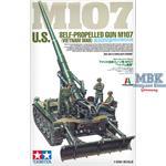 M107 US Haubitze Vietnam