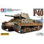 Italian Heavy Tank P40