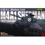 US Medium Tank M4A1 Sherman (mid Prod)