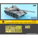 T-54B Russian Tank, late (Takom) Detail up Set