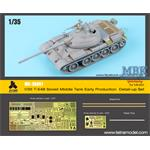 T-54B Russian Tank, early (Miniart) Detail up Set