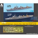 IJN Destroyer Inazuma 1944, Hibiki 1945 Detail Set