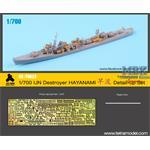 IJN Destroyer Hayanami Detail Set