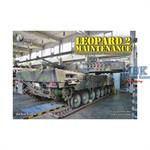 Tankograd in Detail: LEOPARD 2 MAINTENANCE