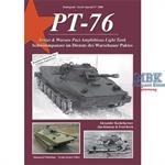 PT-76 Schwimmpanzer im Dienste des Warschauer Pakt