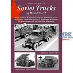 Soviet Trucks of WW2 - Sowjetische Lastkraftwagen