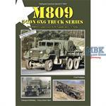 M809 5-ton 6x6 Truck Series