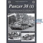 Tankograd Wehrmacht Special Panzer 38 (t)
