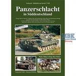 Panzerkampf in Süddeutschland -