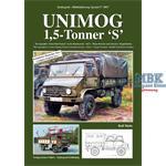 Unimog S 1,5 Tonner Teil 2 Plane-Prtische, Abarten