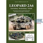 Leopard 2A6 Teil 1 Entwicklung Technik Beschreibun
