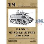 Tankograd Technical Manual leichte Panzer M5 und M