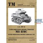 Tankograd Technical Manual Panzerhaubitzen 75mm M8