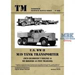 Technical Manual U.S. WW II M19 Tank Transporter -