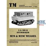 Technical Manual U.S. WW II M29 and M29C Weasel