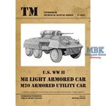 U.S. WW II M8/M20 Armored Cars