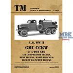 U.S. WW II GMC